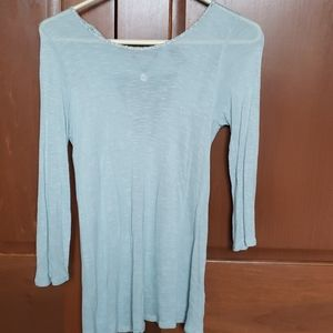 Womans Bke Boutique 1/2  sleeve shirt